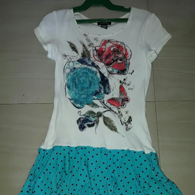 Dress 10-12t