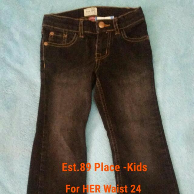 East 89 Place Jeans