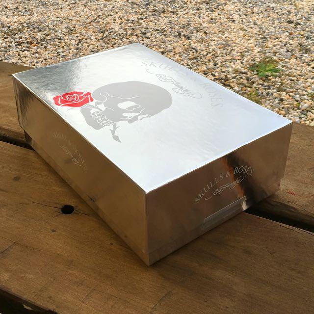 Ed Hardy Skulls And Roses Gift Set