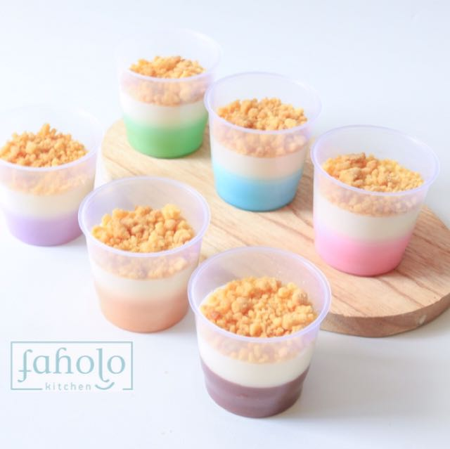 Faholo Kitchen Pudding