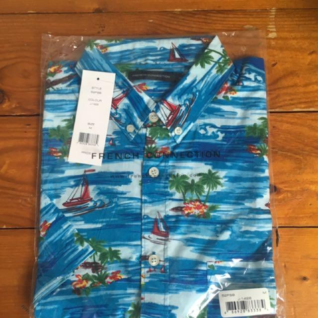 FCUK Hawaiian Shirt