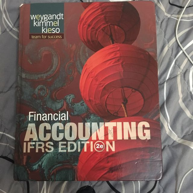 Financial Accounting IFRS edition 2