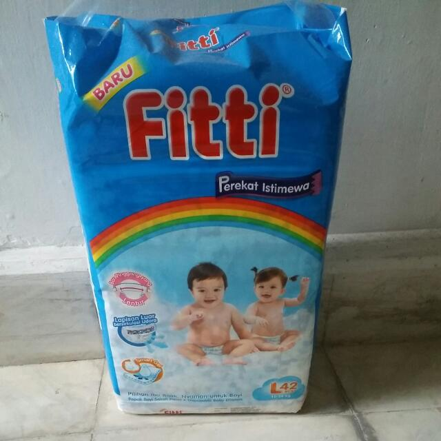 Fitti Diapers XL42