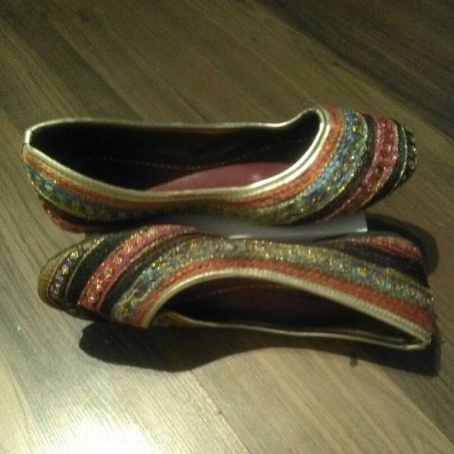 Flat Indian Shoes