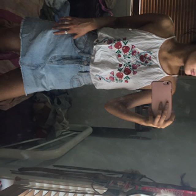 Floral Dress/shirt