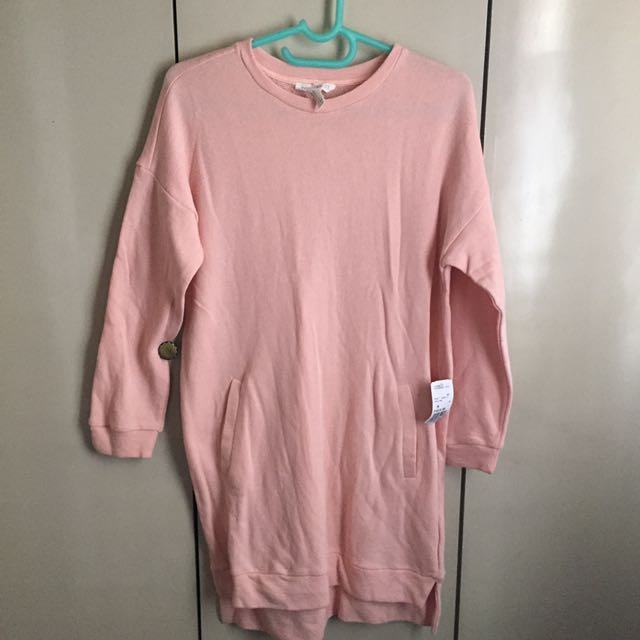 Forever 21 - Sweater Dress (Light Pink)