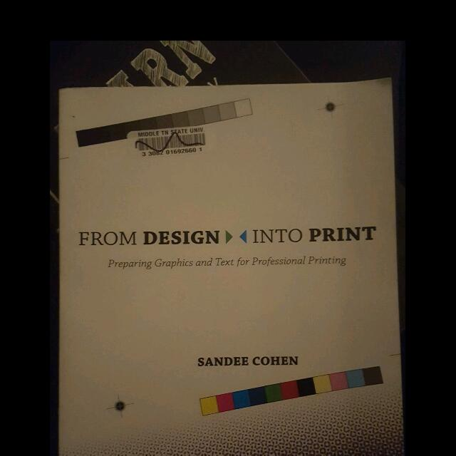 From design Into Print Text Book