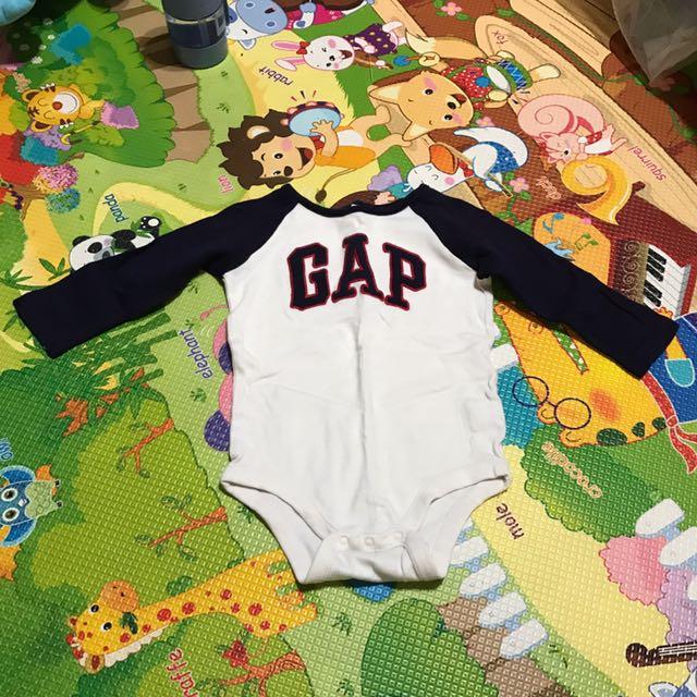 Gap長袖連身衣