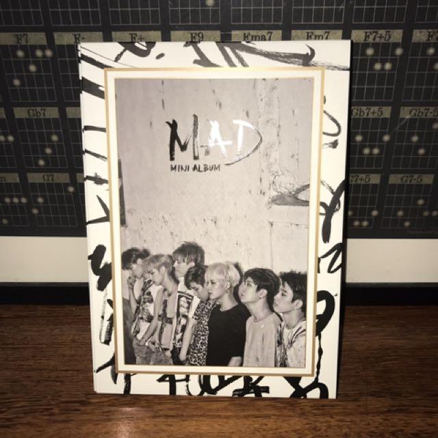 GOT7 'Mad'