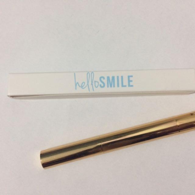 Hello Smile Champagne Gold Whitening Pen (single)