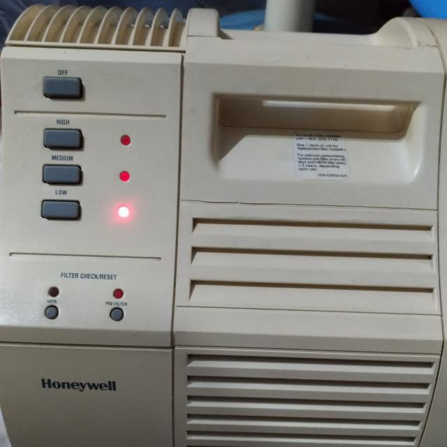 Honeywell空氣濾清機