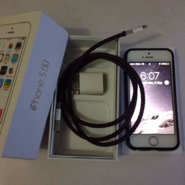 Iphone5s gold 16gb FU
