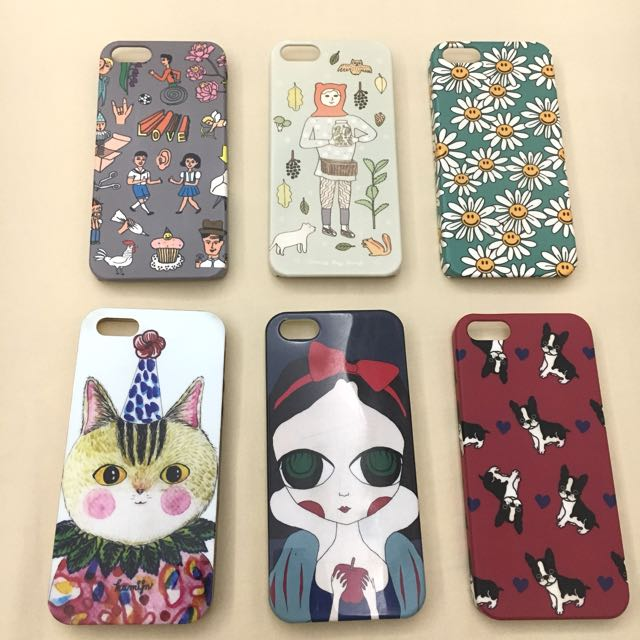 DISKON 50% Iphone 5/5s Case From Korea & Japan!