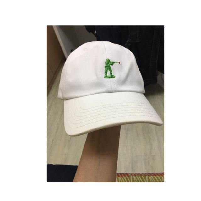 Less白色小兵老帽🎩