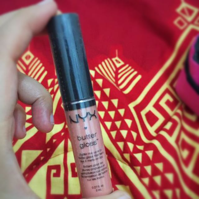 LIPCREAM NYX NUDE ONLY 50k