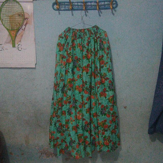 Long Skirt Turkie