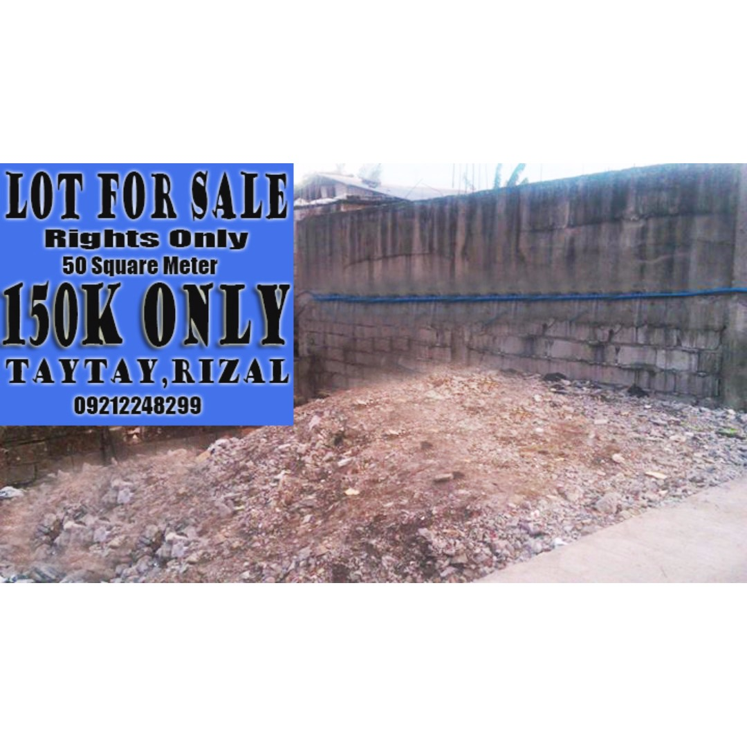 Lot With Storage House For SaLe