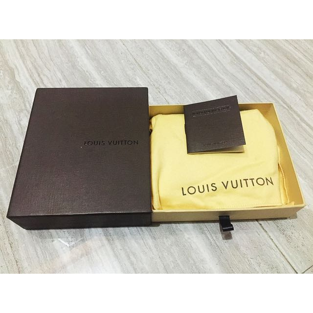 Louis Vuitton Multicolor Monogram Canvas Wallet Original