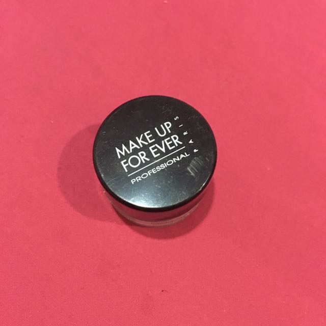 Make Up Forever HD Microfinish Powder