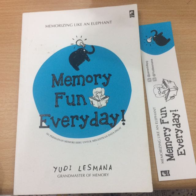 Memory Fun Everyday