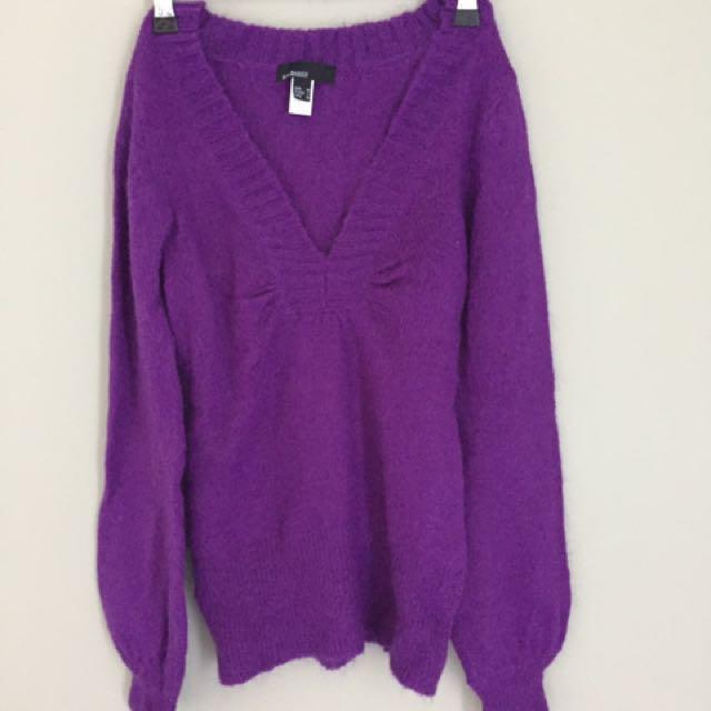 Mng Basic Sweater