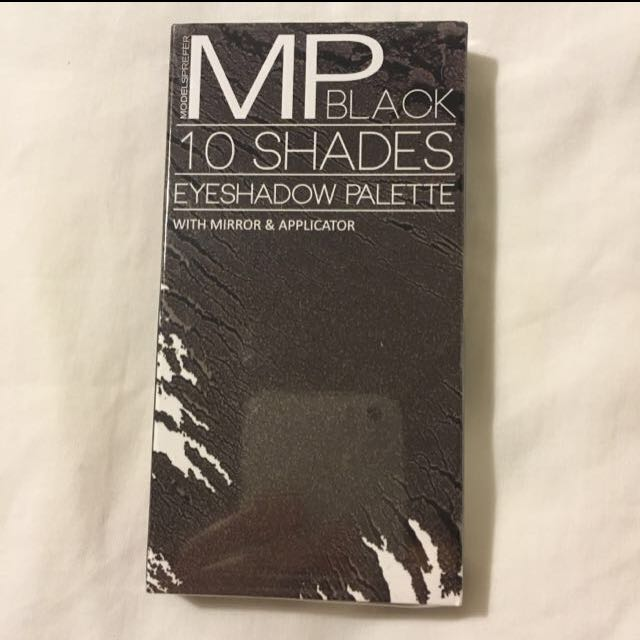 MP Eyeshadow Pallet