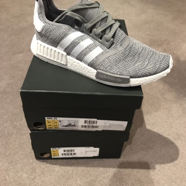 NMD Grey US11.5