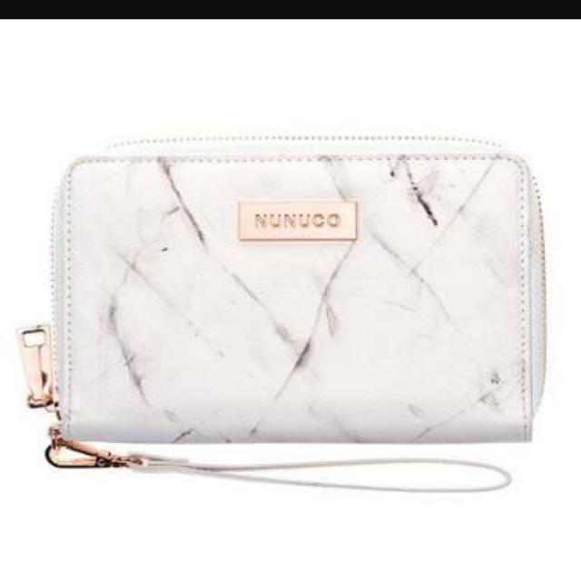 Nunuco Marble Wallet