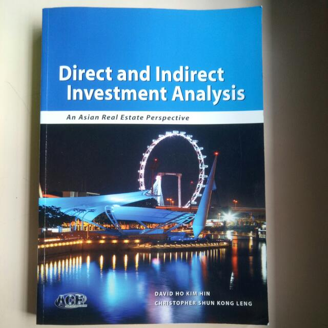 NUS RE3105 Textbook (Regional Real Estate Development)