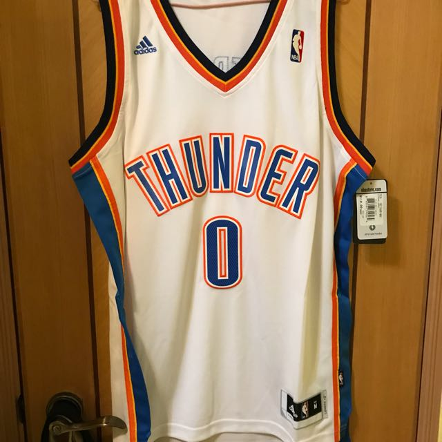 new arrival 3b639 5cbc5 OKC Thunder Russell Westbrook Jersey (home)