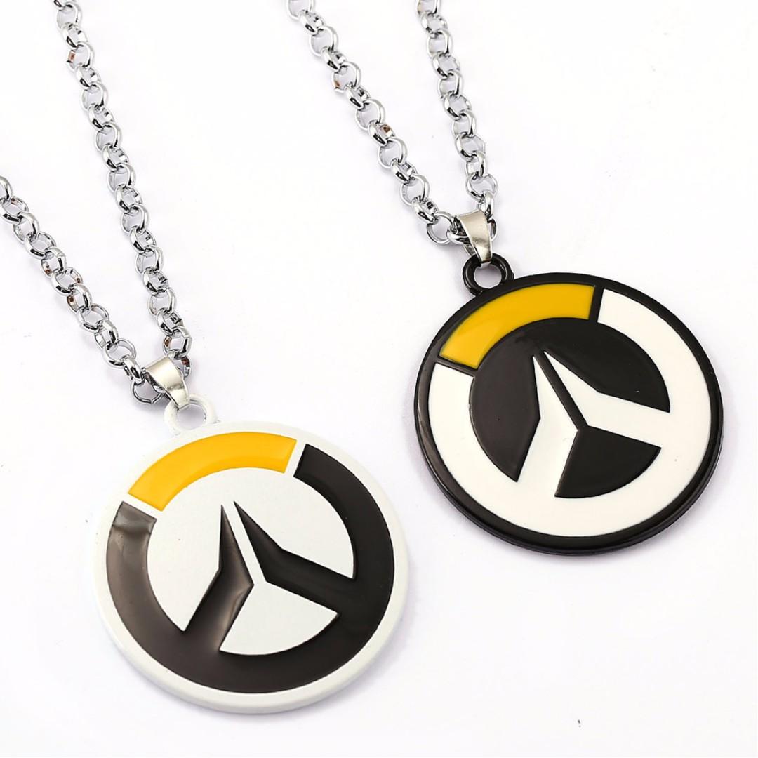 Overwatch Logo Necklace