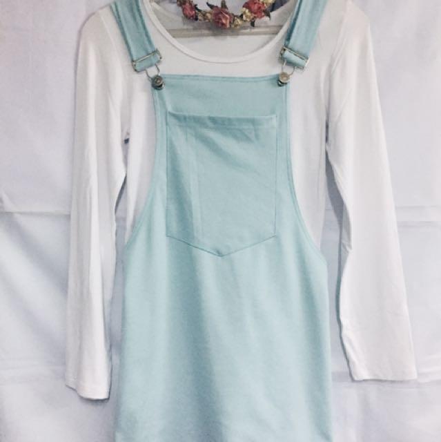Pastel Blue Jumpdress
