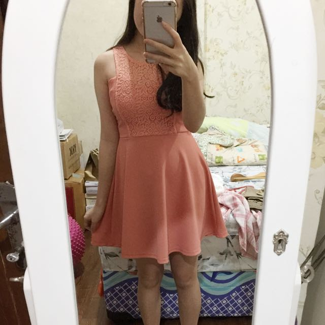 Pink Laces Dress