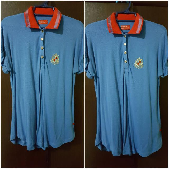 Polo shirt for ladies