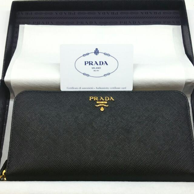 4d55954d0828 canada prada ladies wallet b5970 48832; new arrivals prada wallet luxury bags  wallets on carousell c7ad9 0809e