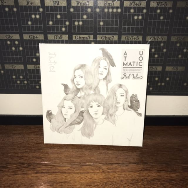 Red Velvet 'Automatic' Album