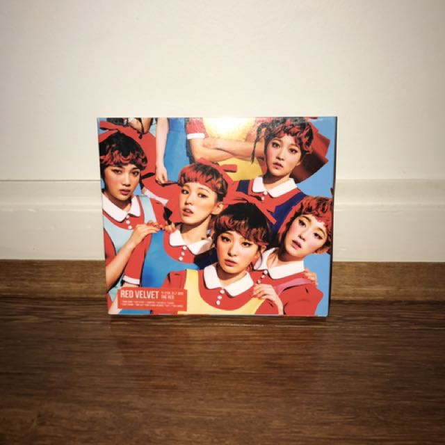 Red Velvet 'The Red' Full Album