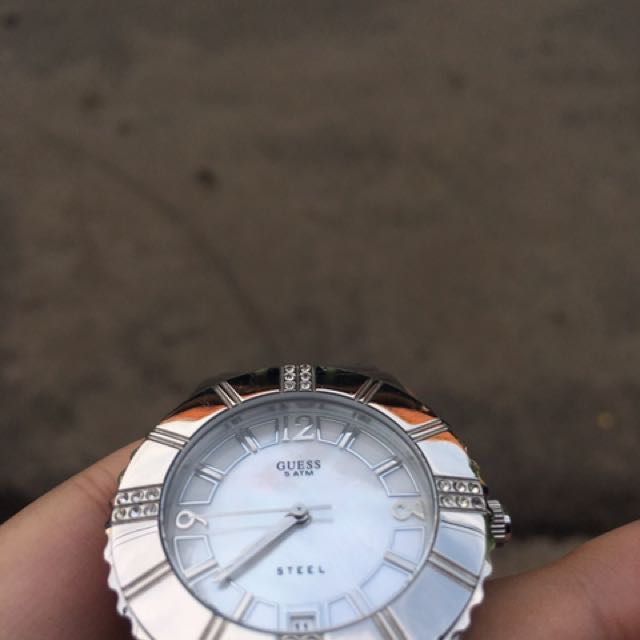 (REPRICE) GUESS WATCH ORIGINAL