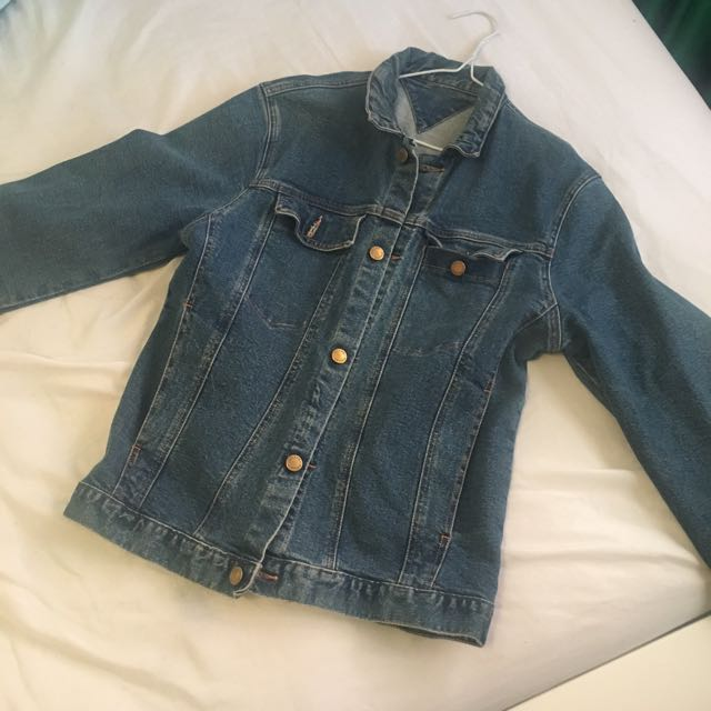 Rollas Denim Jacket