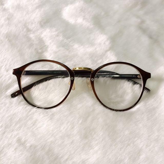Round Glasses (kacamata minus)