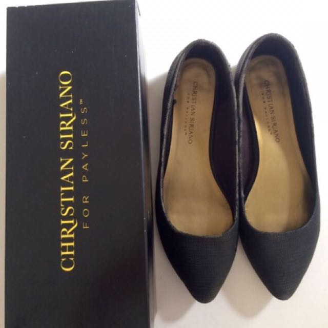 (SALE!!) Flat Shoes Christian Siriano For Playless