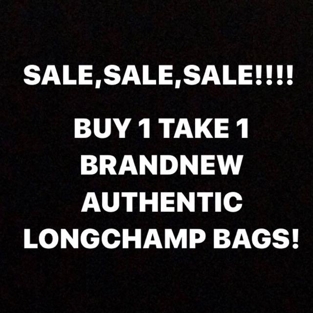 SALE!SALE!LONGCHAMP BAGS