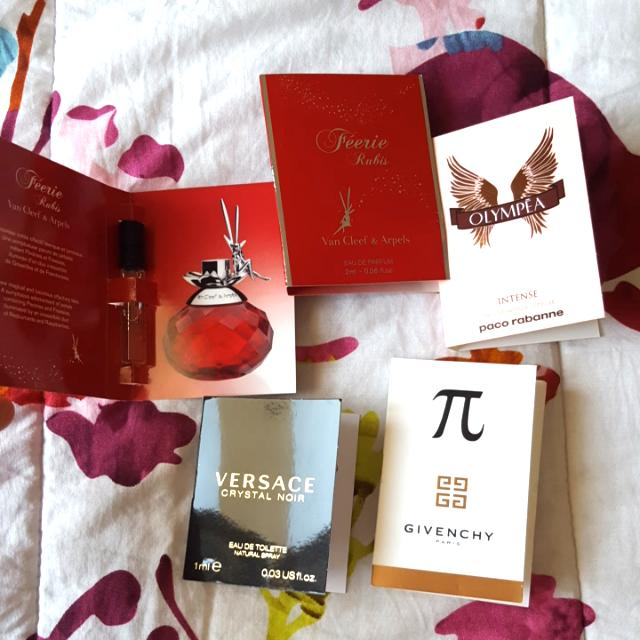 Sample Perfumes