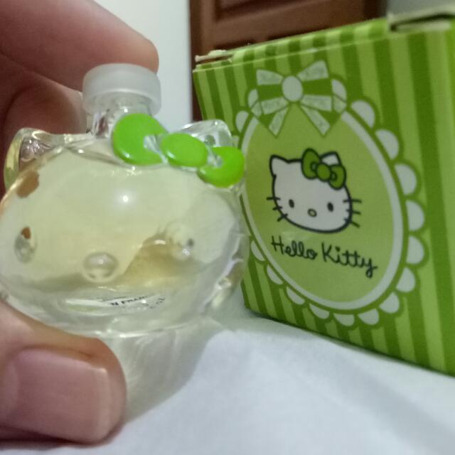 Sanrio Original Hello Kitty Perfume  made In France  original Koto Parfum France ( Sanrio Co.  Ltd)