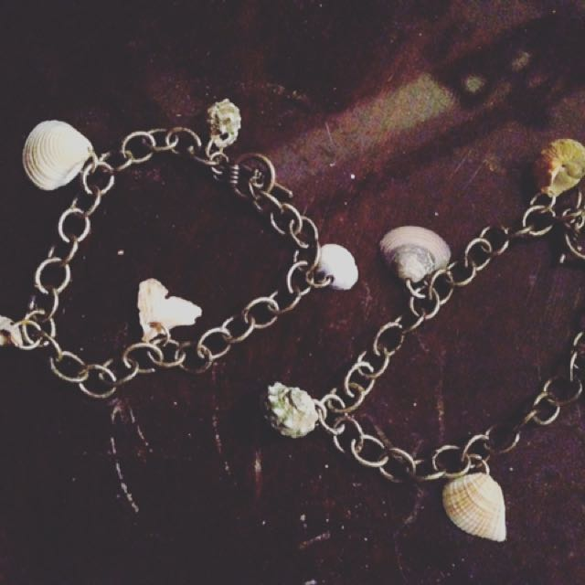 Seashell Bracelets