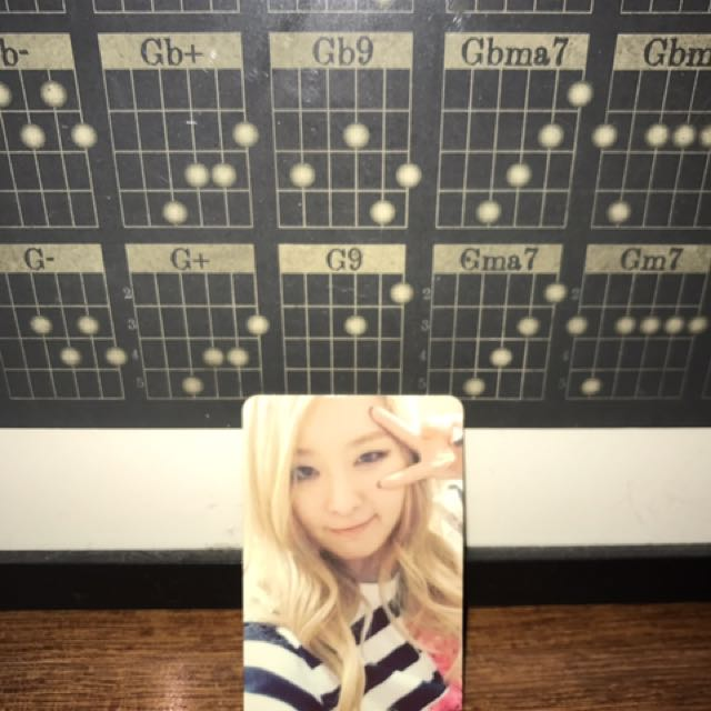 Seulgi 'Automatic' photocard