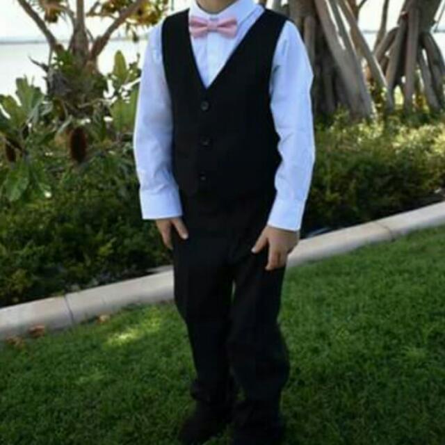 Size 4 Boys Formal Suit