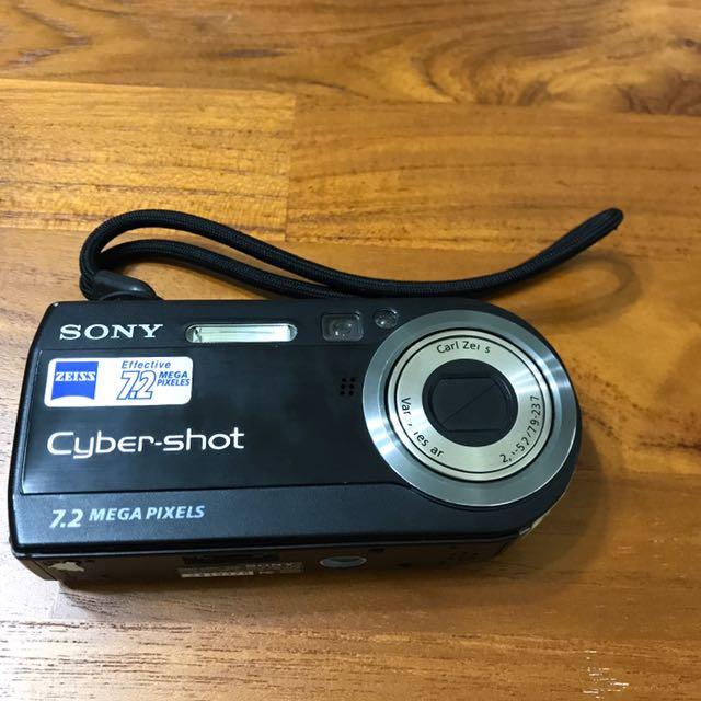 Sony DSC-P150 相機