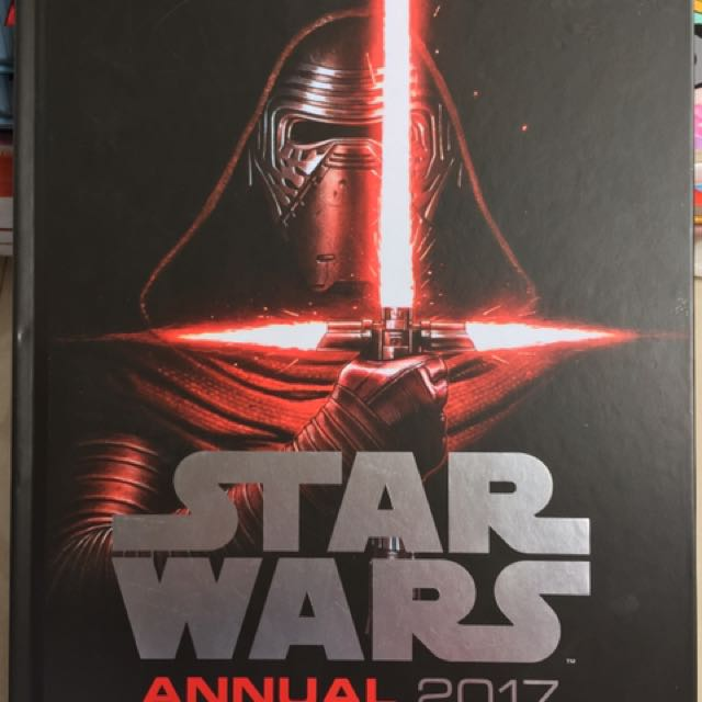 STARWARS Annual Book 2017