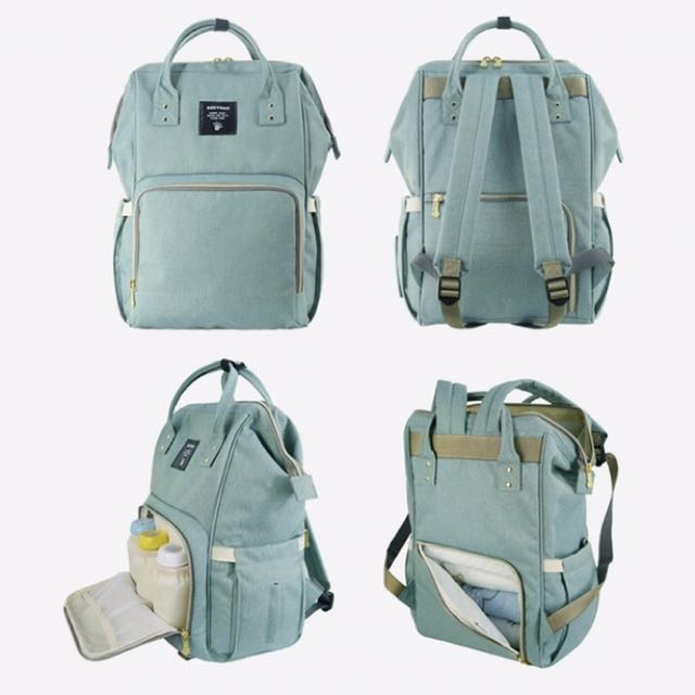 Sunveno Maternity Nappy Bag Brand Large Capacity Baby Bag Travel Backpack Designer Nursing Bag